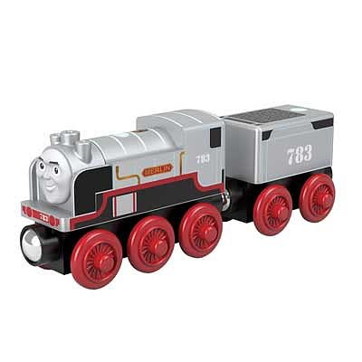 Fisher-Price FP Thomas Wood Merlin The Invisible