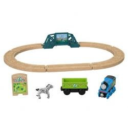 Fisher-Price FP Thomas Wood Animal Park Set