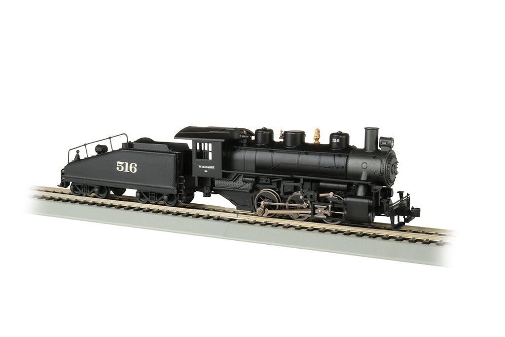 BAC HO USRA 0-6-0/DCC/Smoke, WAB