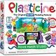 Plasticine Plasticine Movie Maker Studio Toy, Multi-Colored