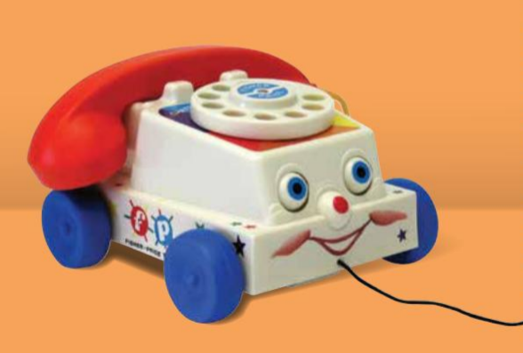 Schylling Fisher Price Chatter Phone