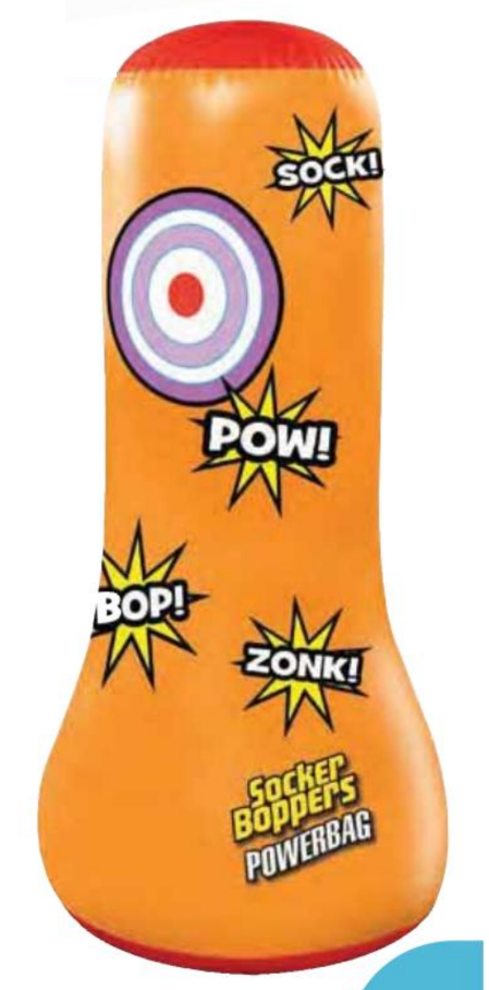 Schylling Socker Bopper Power Bag