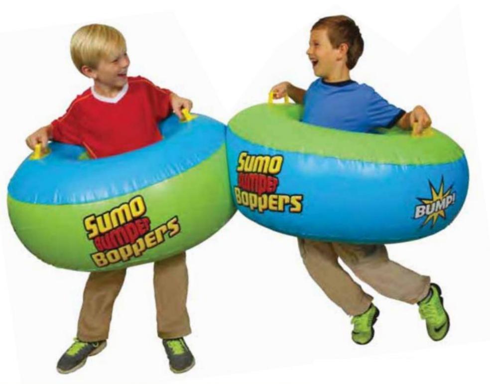 Schylling Sumo Bumper Bopper