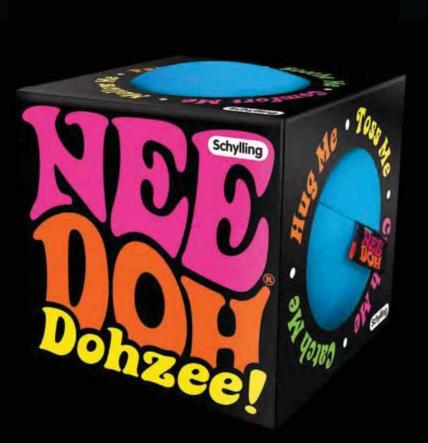 Schylling Dohzee Nee-Doh  - DOHJEE