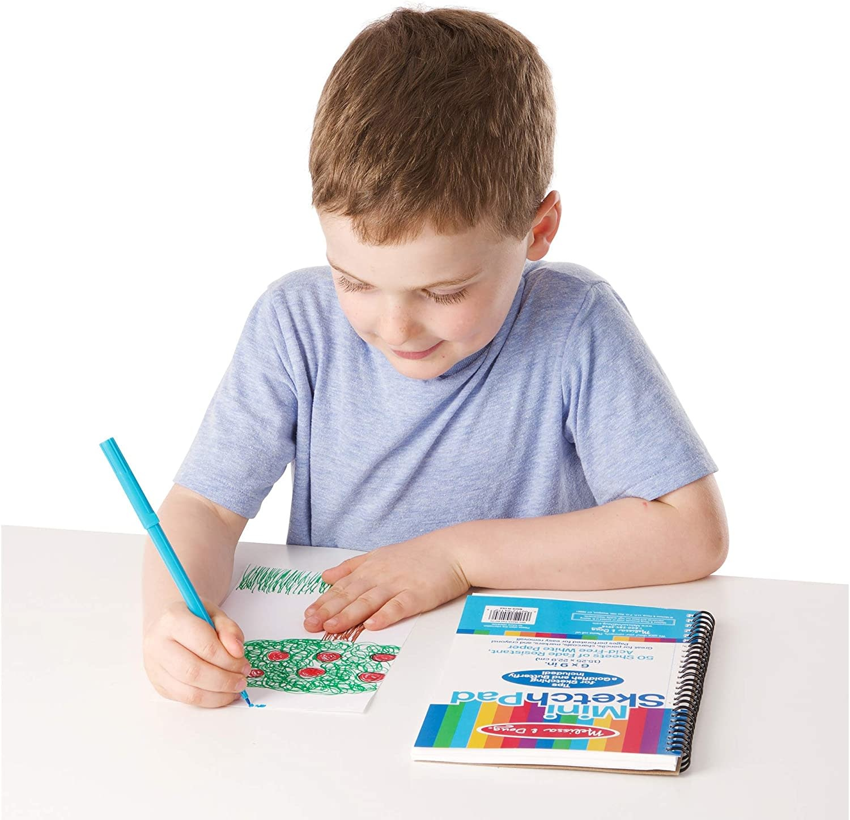 "Melissa & Doug Mini-Sketch Pad (6""x9"")"