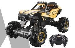 Double Eagle R/C R/C Sideways Drift Rock Crawler Buggy