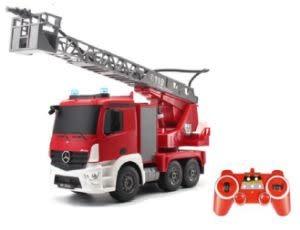 Double Eagle R/C R/C Mercedes Fire Truck 1/20