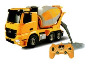 Double Eagle R/C R/C Mercedes Concrete Mixer 1/20