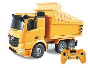 Double Eagle R/C R/C Mercedes Dump Truck 1/26