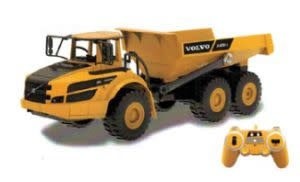 Double Eagle R/C R/C Volvo Articulated Dump Truck