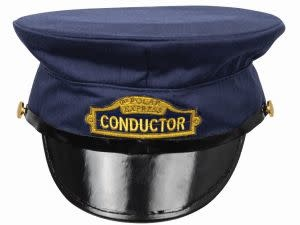 Lionel O Polar Express Conductor Hat - Child