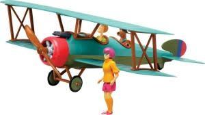 Revell Scooby Doo Bi-plane Skill 1