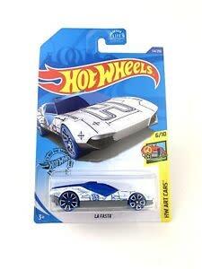 Hot Wheels 114/250  La Fasta