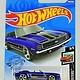 Hot Wheels 190/250  '69 Camaro