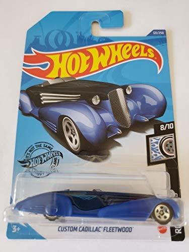 Hot Wheels 121/250  Custom Cadillac Fleetwood