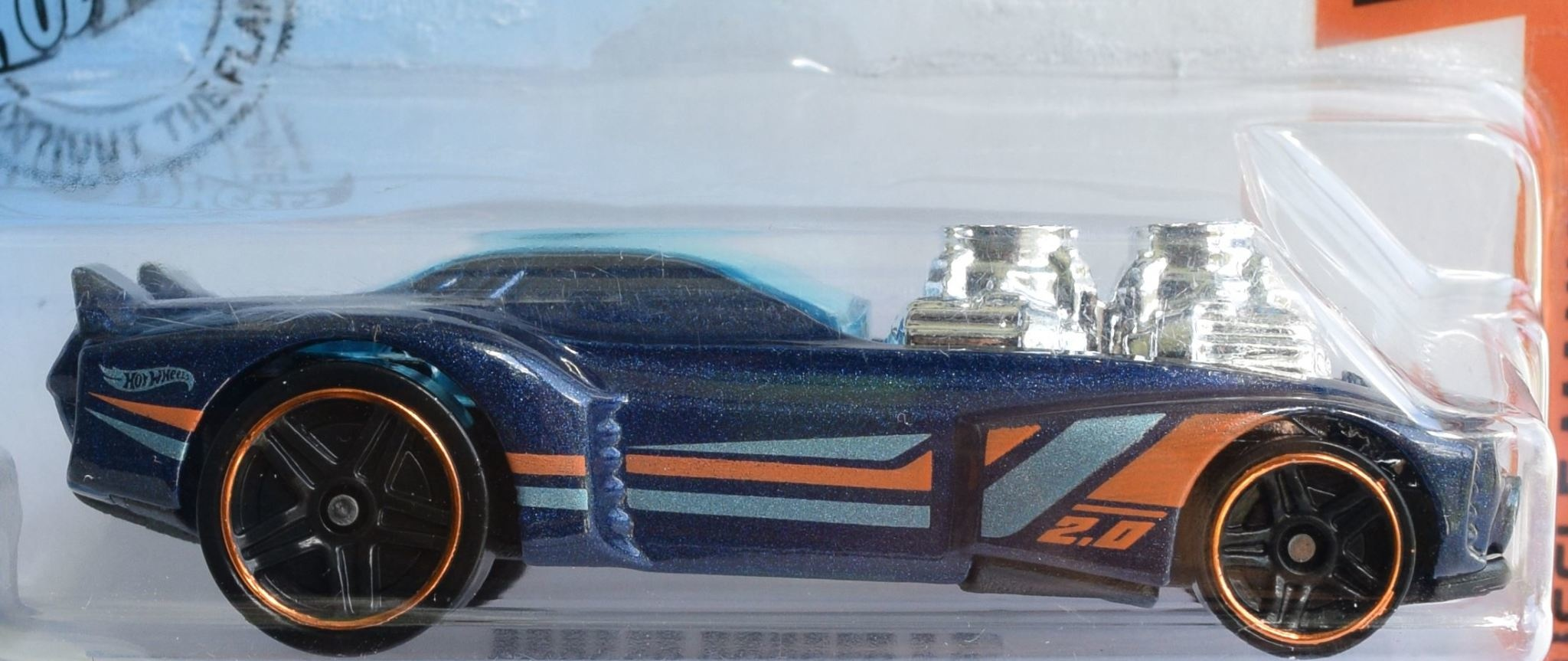 Hot Wheels 193/250  Rodger Dodger 2.0