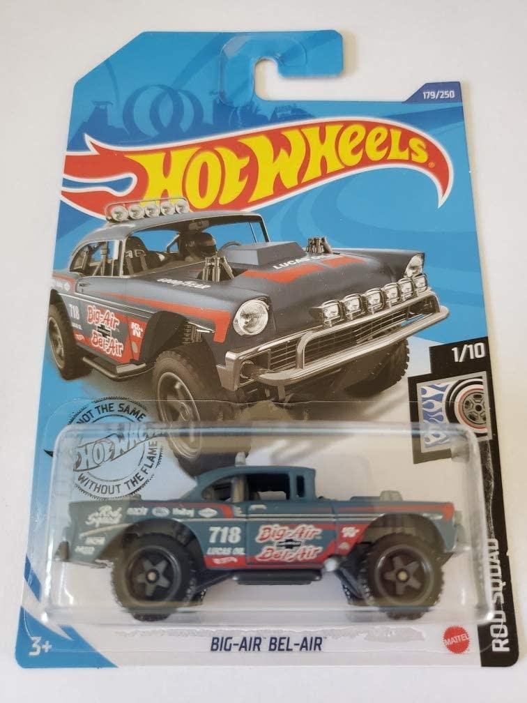 Hot Wheels 179/250  Big-Air Bel-Air