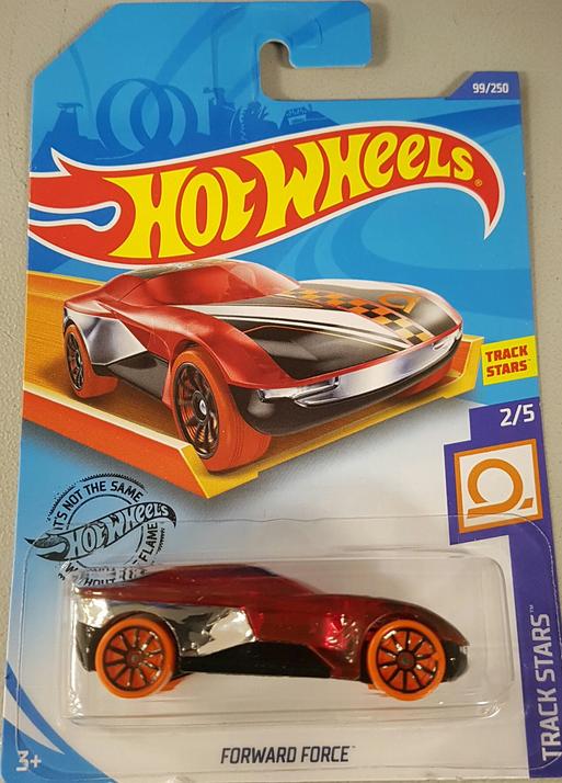 Hot Wheels 99/250  Forward Force