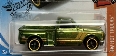 Hot Wheels 202/250 '69 Chevy Pick Up