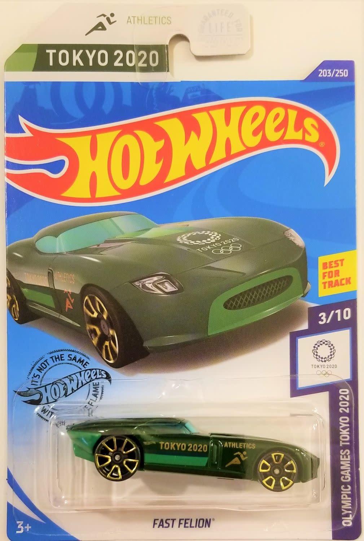 Hot Wheels 203/250 Fast Felion - *Tokyo