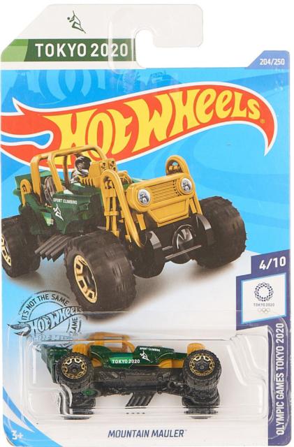 Hot Wheels 204/250  Mountain Mauler - *Tokyo