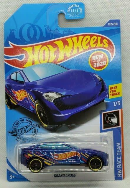 Hot Wheels 192/250 Grand Cross