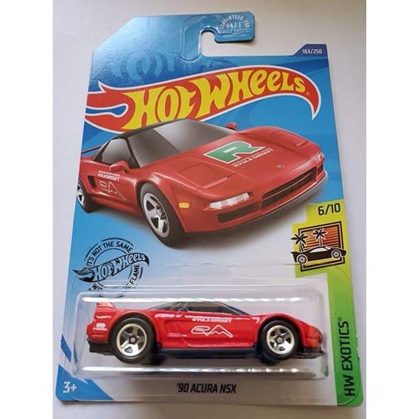 Hot Wheels 163/250 '90 Acura NSX