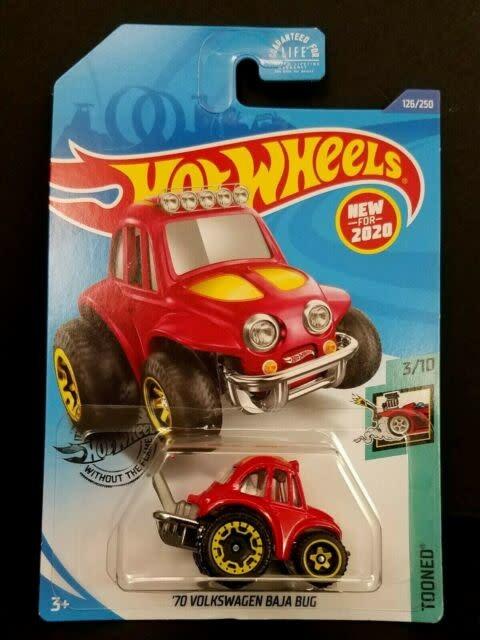 Hot Wheels 126/250   '70 Volkswagen Baja Bug
