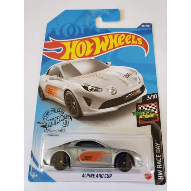 Hot Wheels 80/250   Alpine A110 Cup