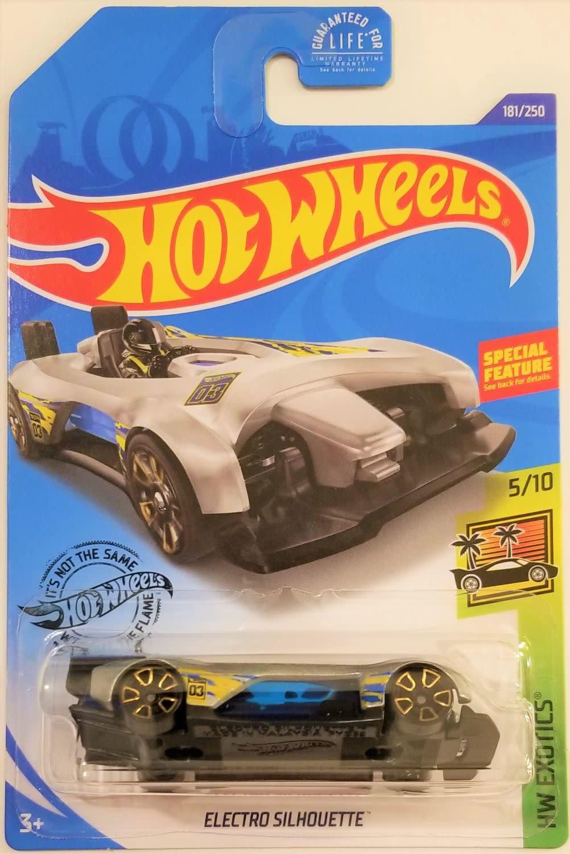 Hot Wheels 181/250   Electro Silhouette