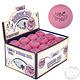 """2.5"""" Rubber Pink High Ball"""