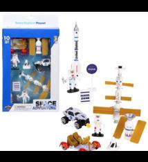 10 Piece Space Explorer Set