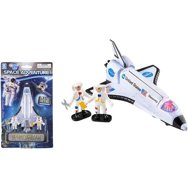 3pc Shuttle w/ Astronauts