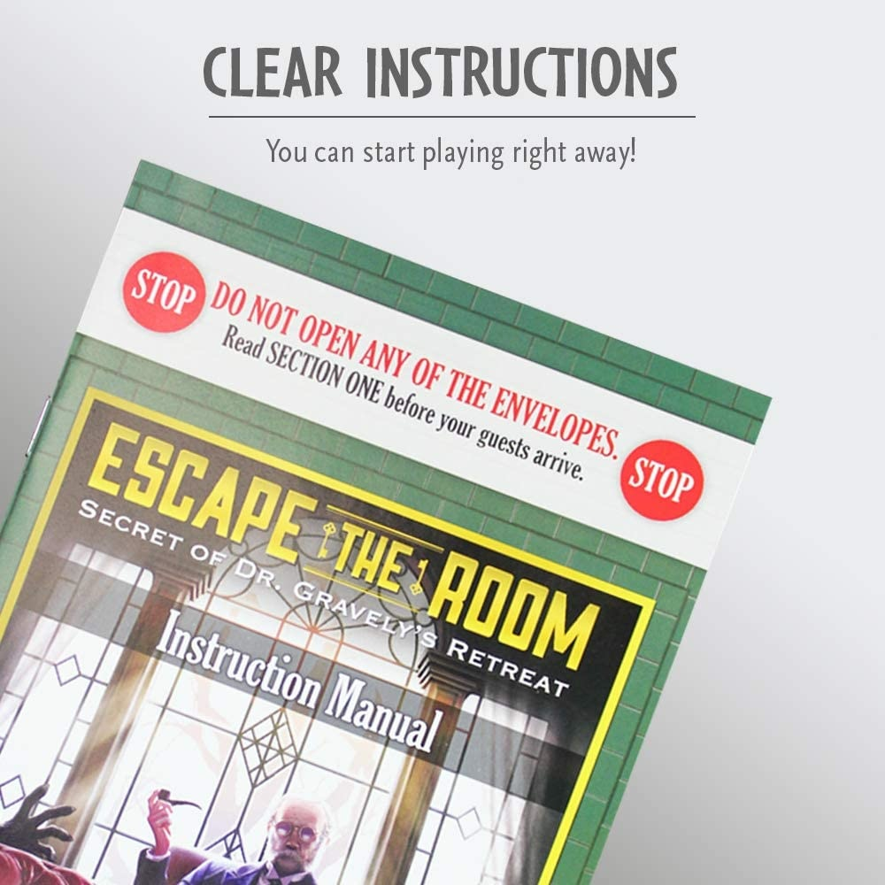 Escape the Room - Retreat