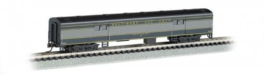 BAC 14453 72' Smooth-Side Baggage Car B&O N