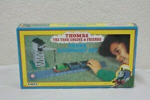 Ertl #1009 Thomas The Tank Engine & Friends Crane Accessory Set