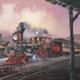 "Desperate Enterprises BLAYLOCK - #82 Rollin Thru - Tin 16""Wx12.5""H"