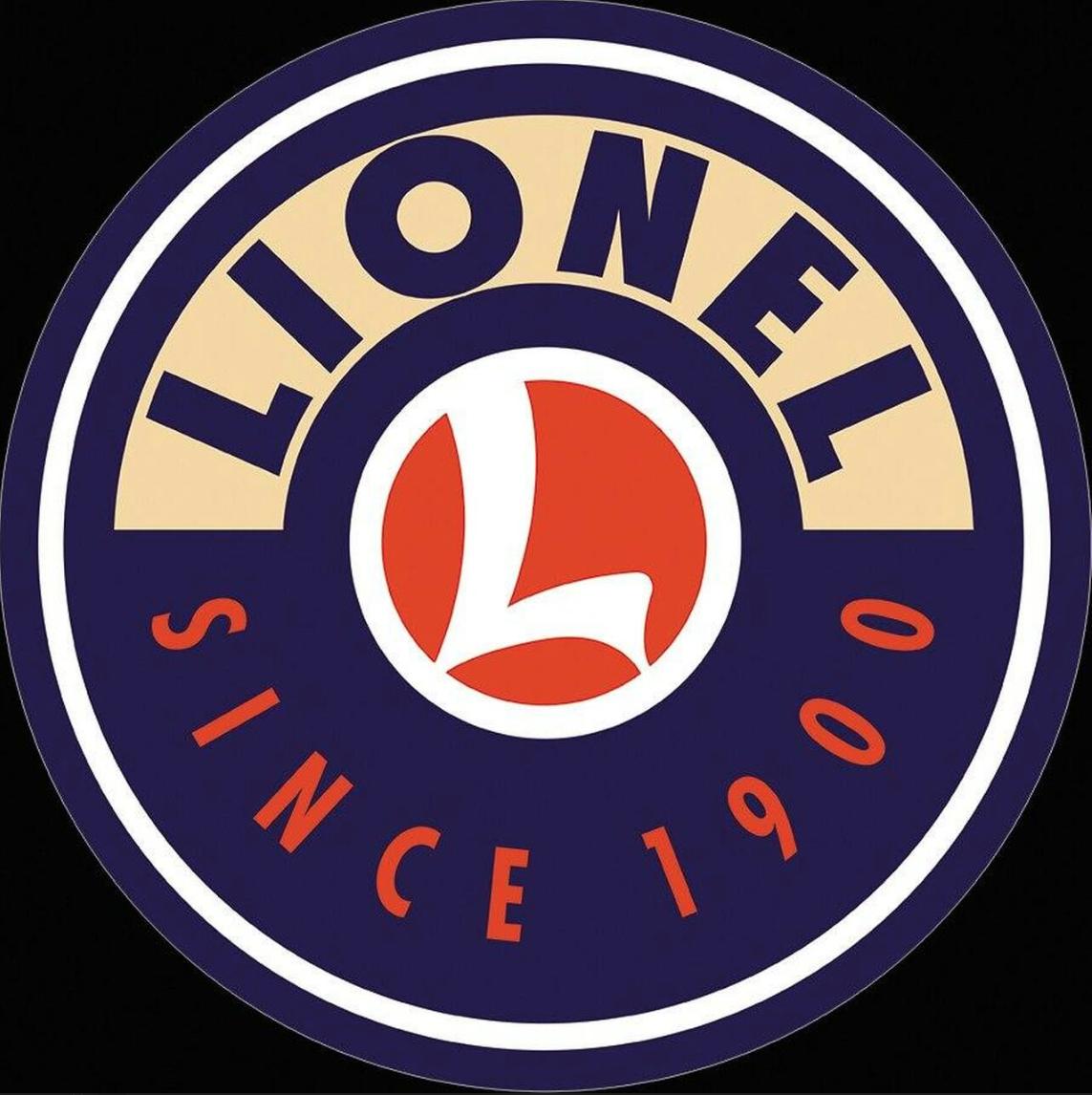 Desperate Enterprises Lionel Logo Round - Tin