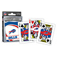 Buffalo Bills Playing Cards