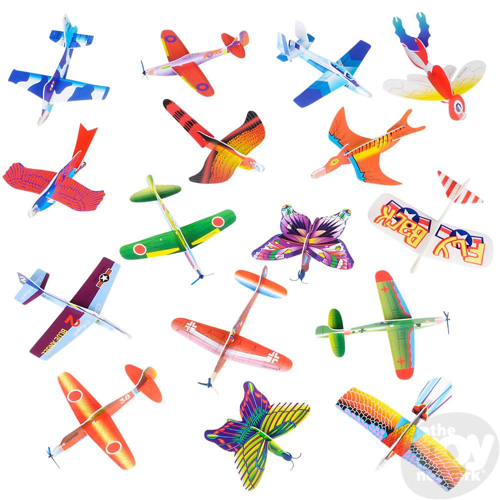 "The Toy Network 6-8"" Flying Glidder"
