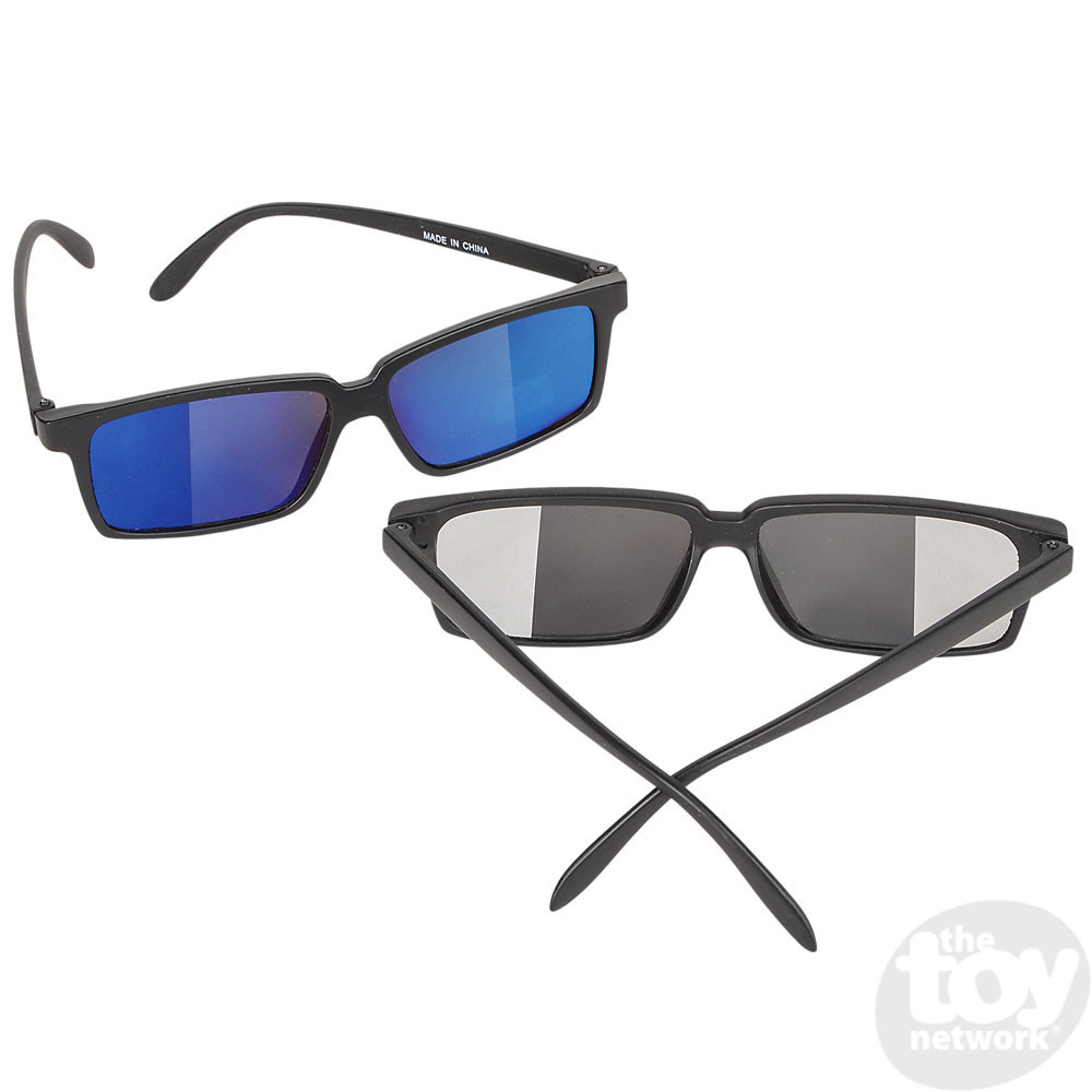 The Toy Network Spy Glasses - Look Behind