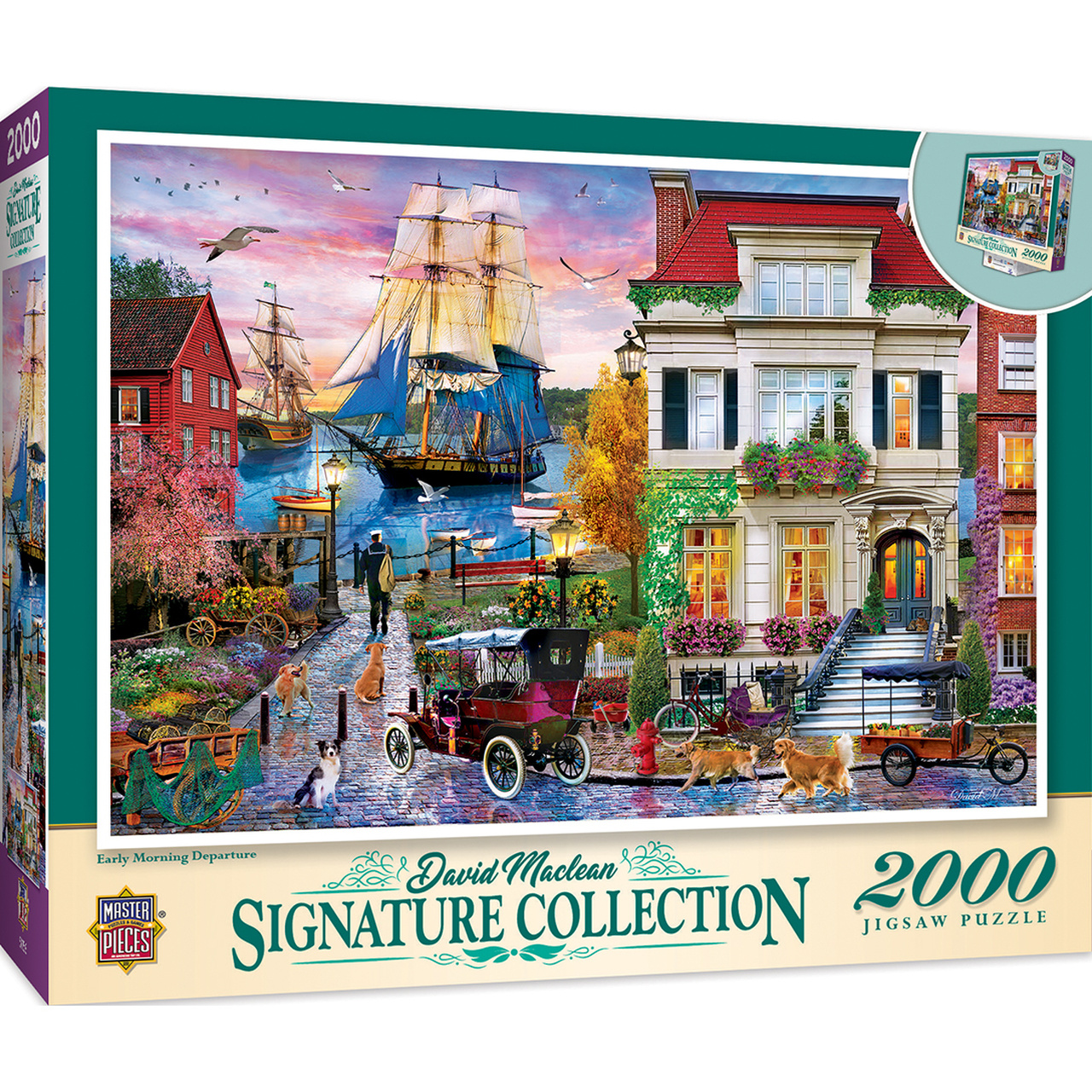 Masterpiece Signature Collection Puzzles - Assorted Puzzles