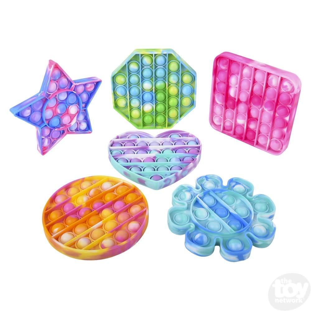"""5"""" Tie Dye Bubble Poppers"""