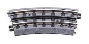 MTH - RailKing 40-1022 - RealTrax - O-31 Half Curve Track