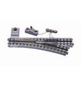 MTH - RailKing 40-1020 - RealTrax - O-72 Switch (RH)
