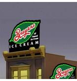 Miller Engineering 2581 - BREYERS ICE CREAM