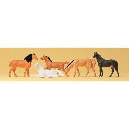 Model Power 6059 - HORSE FIGURINES