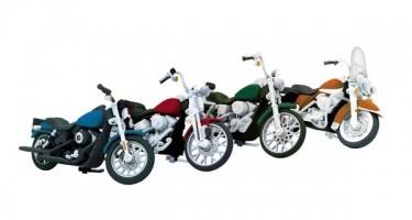 3011085 - MOTORCYCLE 4 PACK #2