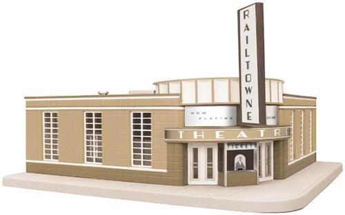 MTH - RailKing 309054 - Movie Theater