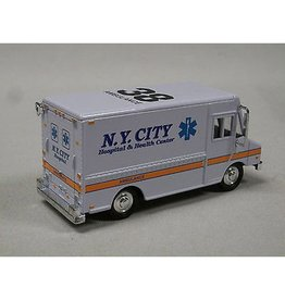 K-Line 94560	 - 	N.Y CITY AMBULANCE